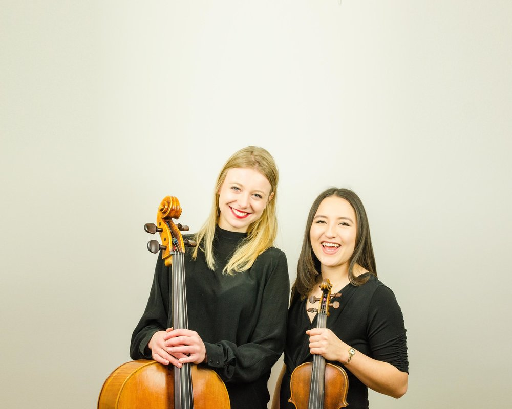 Chiswell Strings String Duo (Violin and Cello)