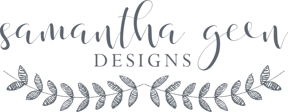 About Samantha Geen Designs Wedding Invitations and Stationery
