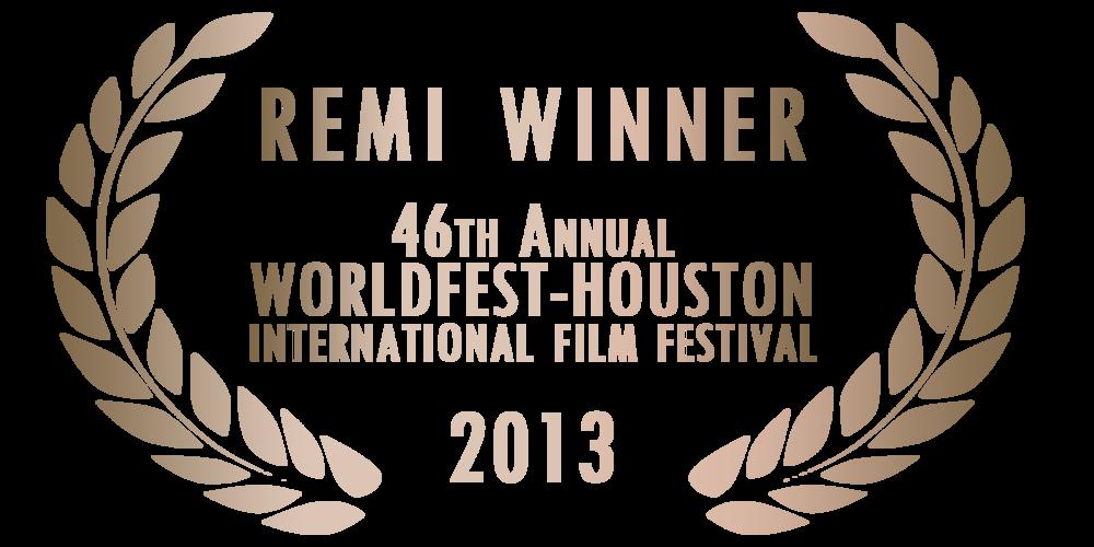 Houston Worldfest Remi Winner