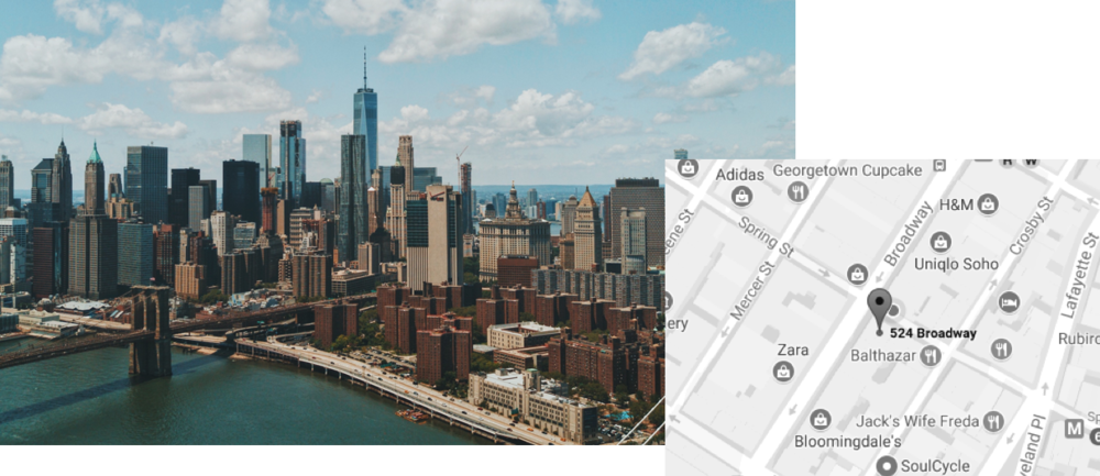 EAST524 Broadway8th FloorNew York, NY 10012Emilie VasuDirector of Client ServicesT. +1.646.738.7000Emilie.Vasu@setcreative.com -