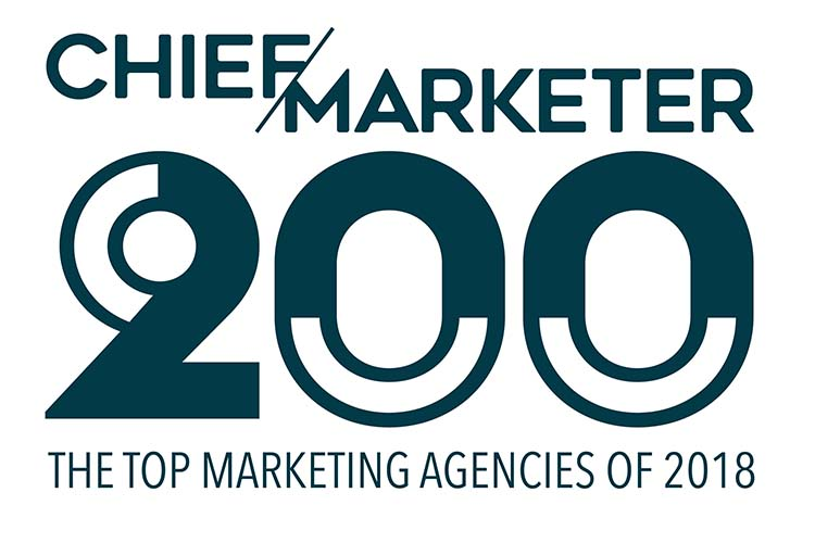Selected as one of the top Experiential Agencies -