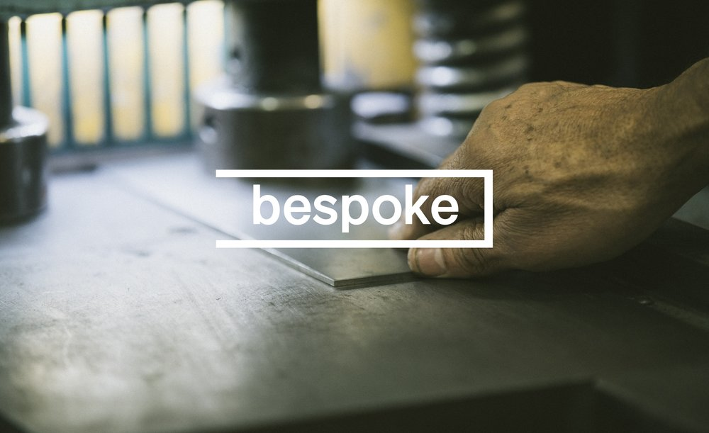Introducing Bespoke: Our Custom Fabrication and Full-service Production Support Shop -