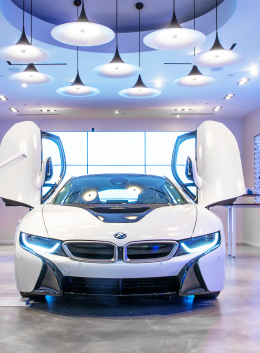 ATTRACTING THE MILLENNIAL MARKET WITH A BMW POP-UP STORE.