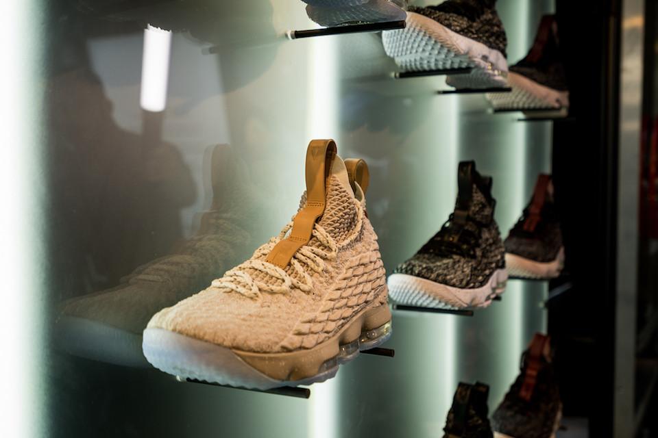 Nike LebronCleveland Sneakers.jpg