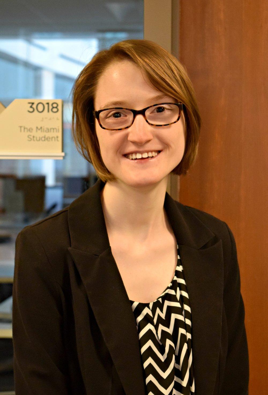 Megan Zahneis, disability advocate.