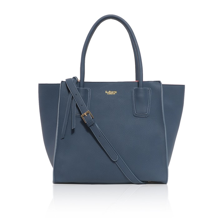 LABANTE LONDON   DEMI SHOULDER BAG, BLUE  €140,10