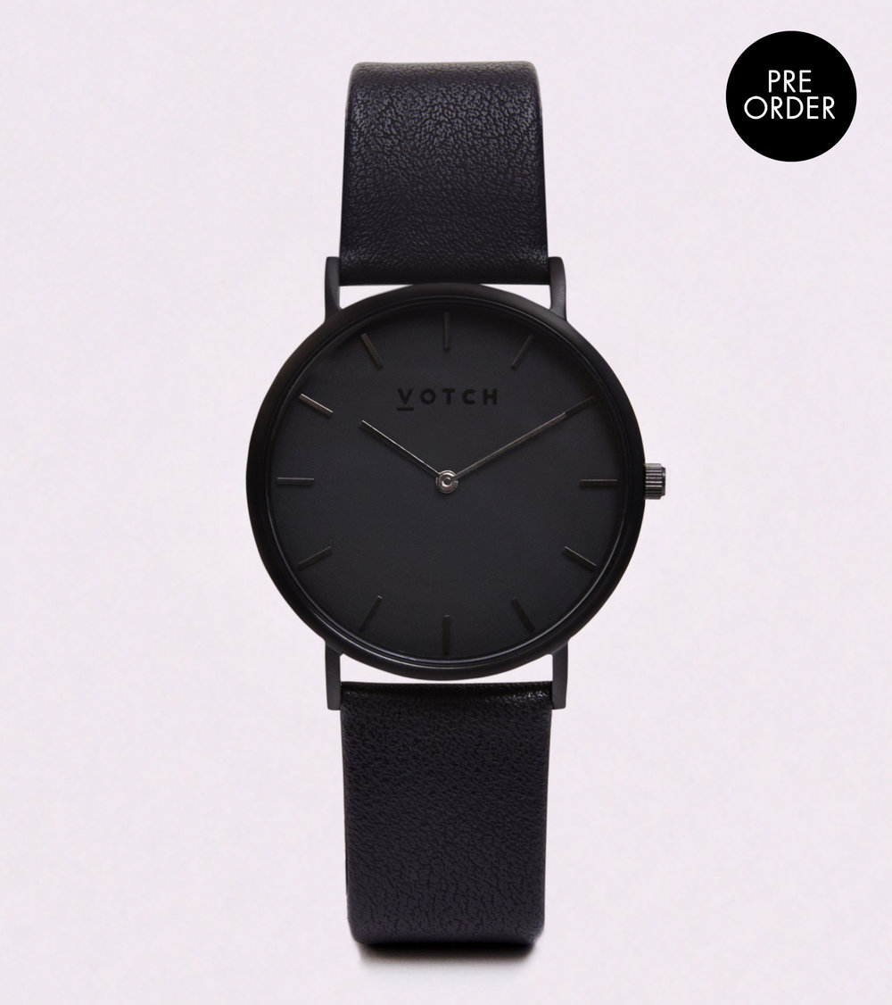 VOTCH   LIMITED EDITION- THE ALL BLACK  €141