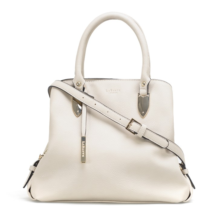 LABANTE LONDON   DIANA SHOULDER BAG, OFF-WHITE  €75,96