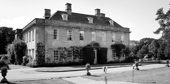 Babington House Wedding Venue
