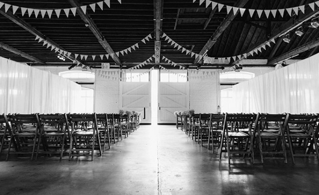 Trinity Buoy Wharf Wedding Venue