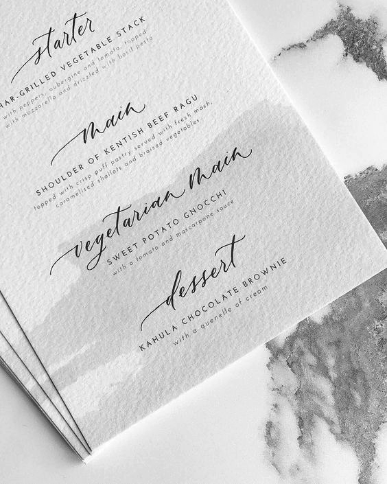 Palepress London Wedding Stationery