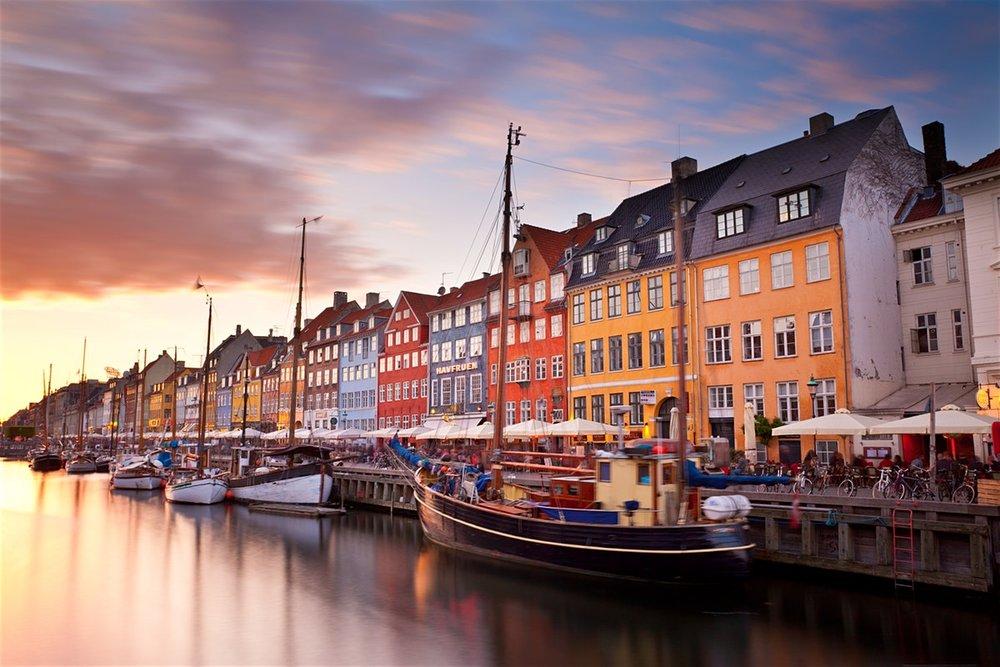Copenhagen Denmark minimoon honeymoon