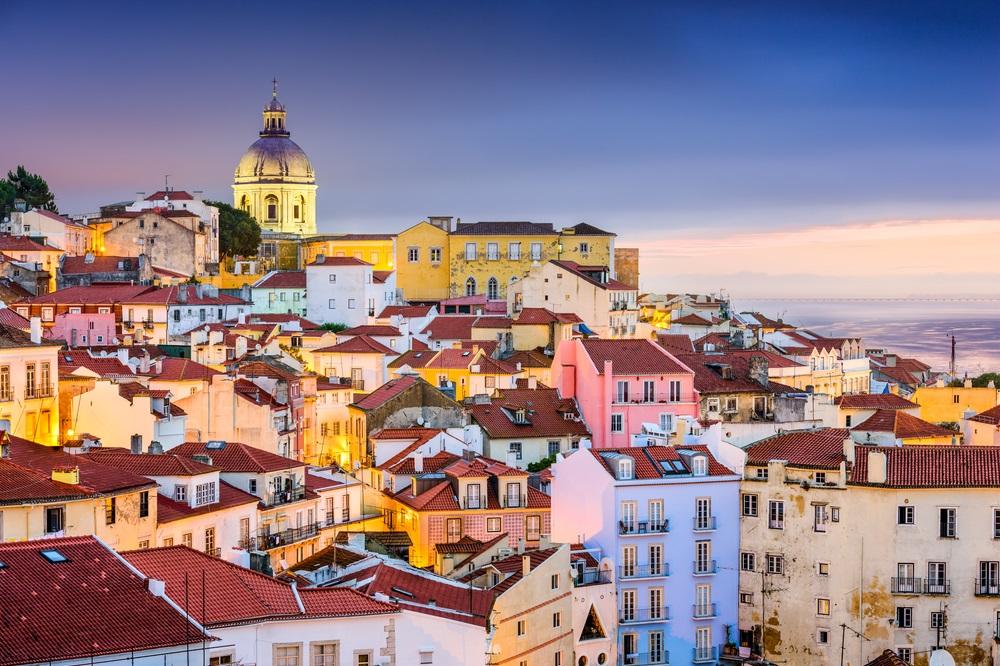 Lisbon Portugal minimoon honeymoon