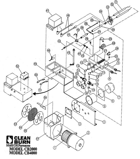 Waste Oil Wiring Diagram