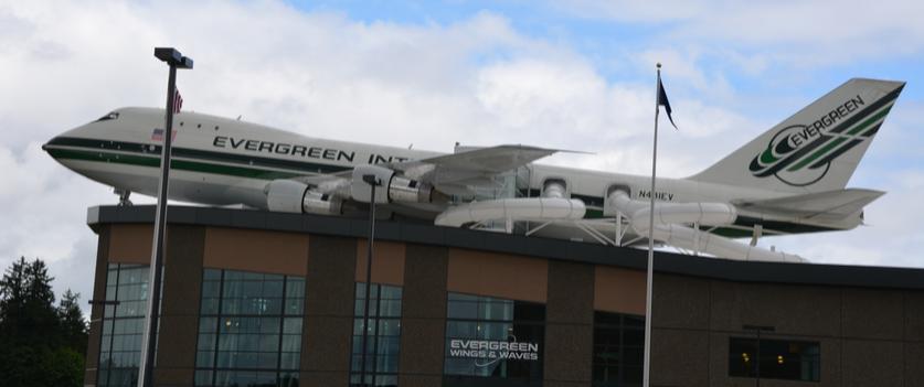 evergreen water park
