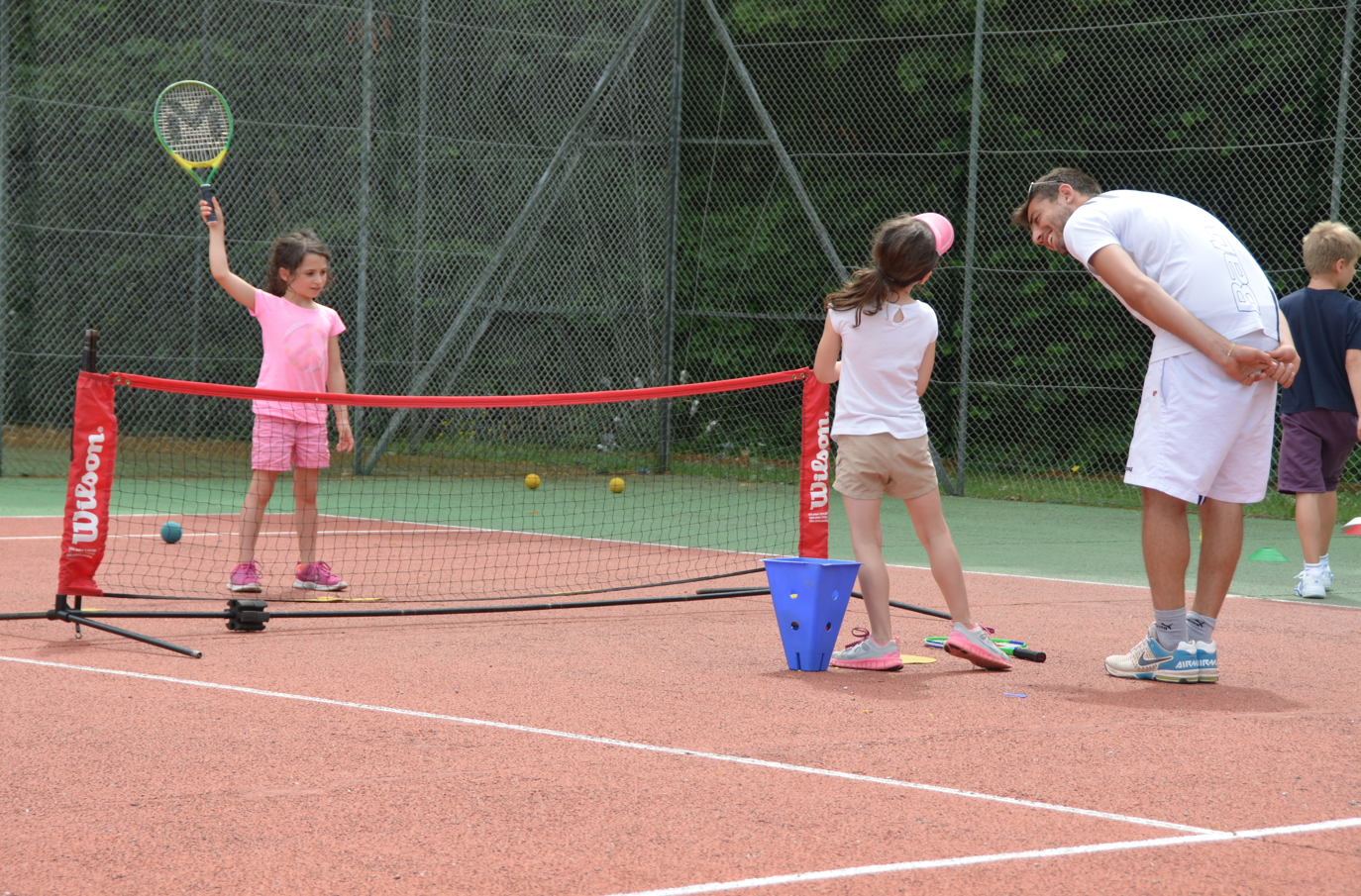 tennis camp, summer camps in annecy, france