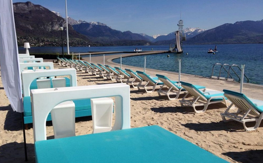 Lake Annecy's Best Beaches