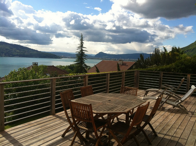 home in veyreir-du-lac, france, monthly vacation rental