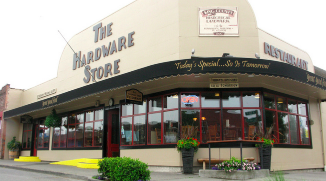 The Hardware Store - Vashon Island
