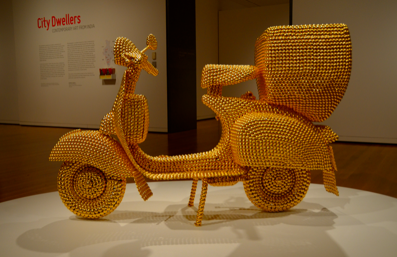 Valay Shende, Scooter, 2007