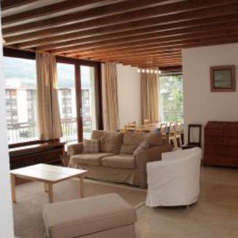 3 Bedroom Luxury Apartment -- 5 minutes walk to Chamonix Center