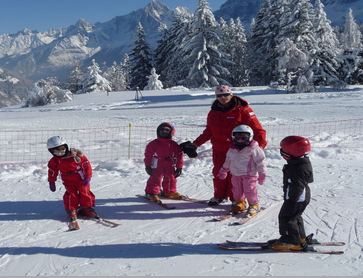 Ski Schools in les Houches