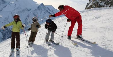 Ski Schools in Chamonix