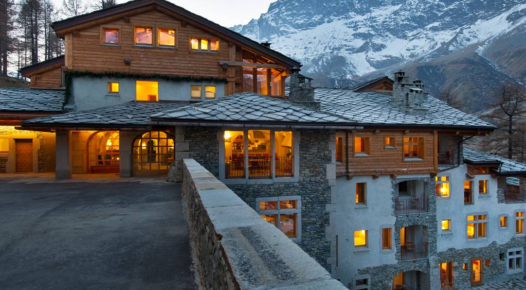 Saint Hubertus Resort -Cervinia, Italy