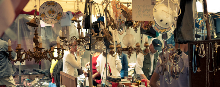 Today's Top 3: Flea Markets in Paris