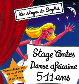 paris summer camps dance and theater kids