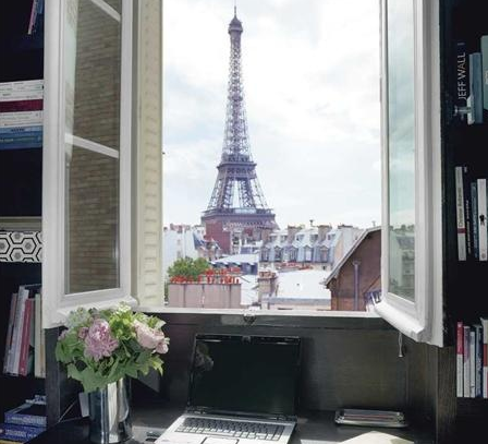 my paris office - freelance consulting from paris