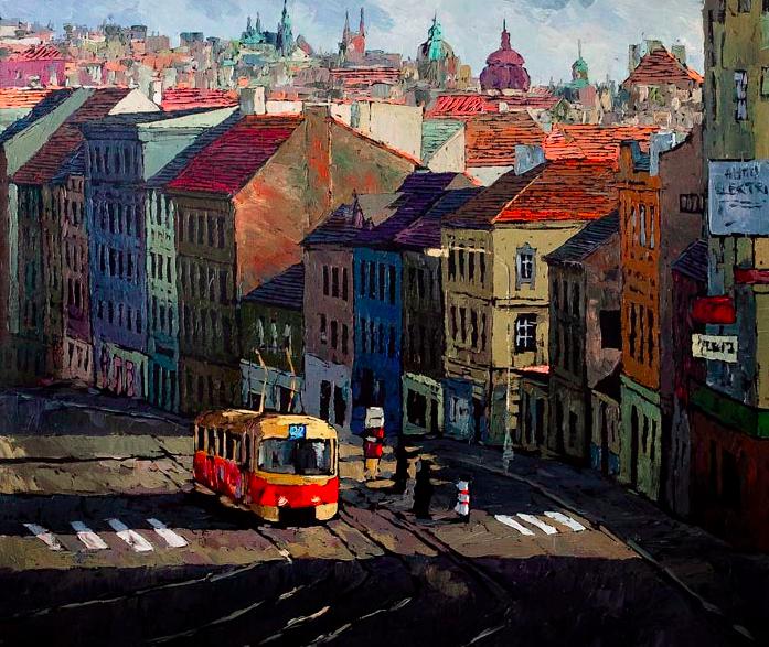 No. 22 Tram, Prague