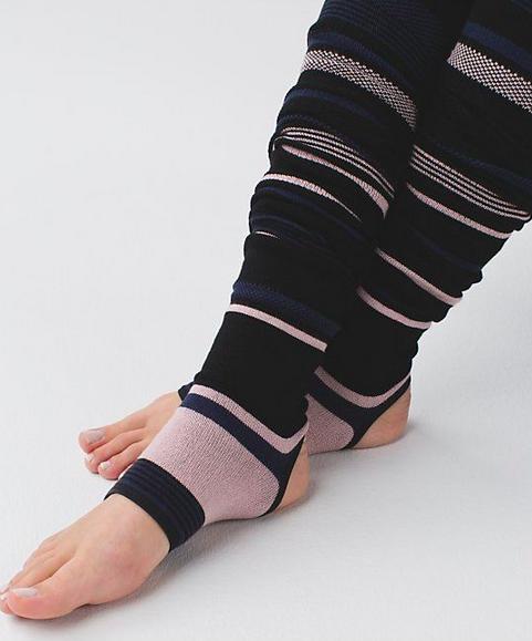 Lululemon Practice Leg Warmers