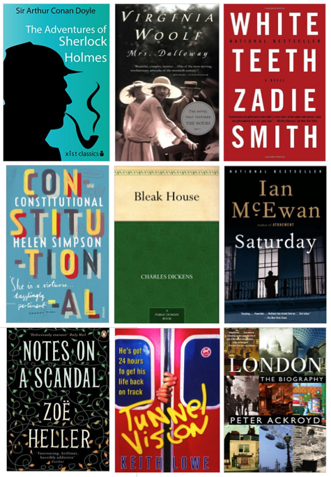 My London Reading List