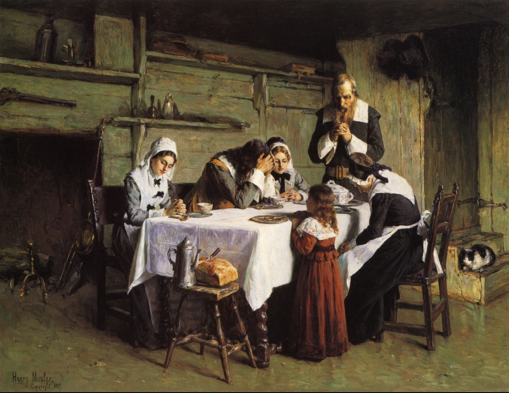 A Puritan Family