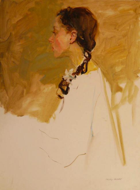 Valeriy Gridnev: Natasha Profile Study