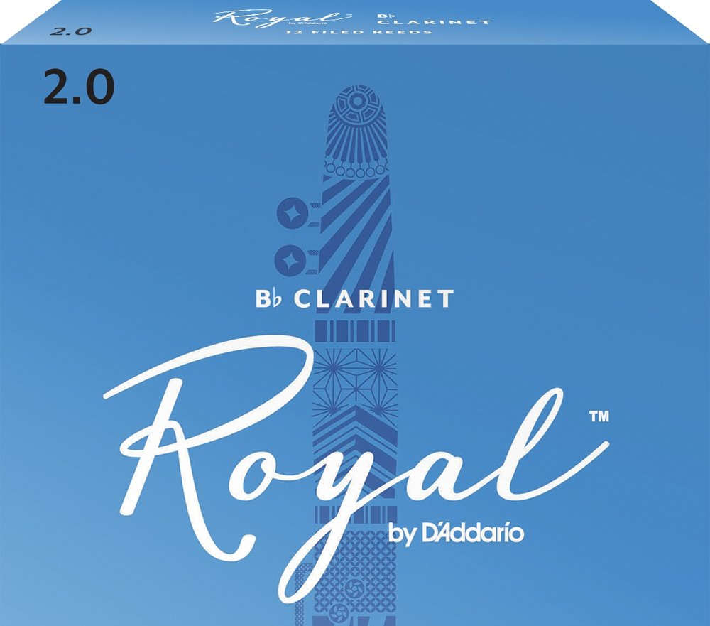 Rico Royal boxes of ten and single reeds. Low price leader for Royal Reeds  Royal Clarinet Singles $3.50 / Packs of 3 $9.99 / Box of 10 $19.99 Royal Alto Sax Singles $4.10 / 3 pack $10.99 /  Box of 10 $24.99 Royal Tenor Sax Singles $5.50 / 3 pack $14.99 / Box of 10 $37.99
