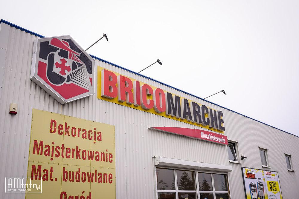 Bricomarche & Legutko - fotoreportaż