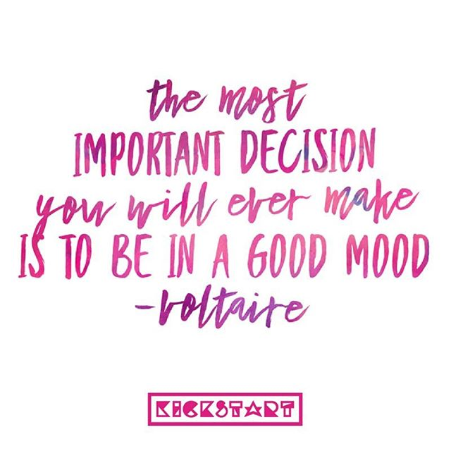 The first and most important decision of the day #makeyourchoice #decisionsdecisions #tuesdaytips #choosehappiness #smileandthewholeworldsmileswithyou