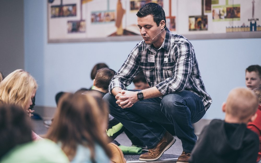 LF KiDZ - Our children's ministry volunteers help kids experience Jesus on their level each week through Bible study, praise and worship, fun activities, and so much more. If you have a gift for connecting with infants to 5th graders, this is your place to serve.