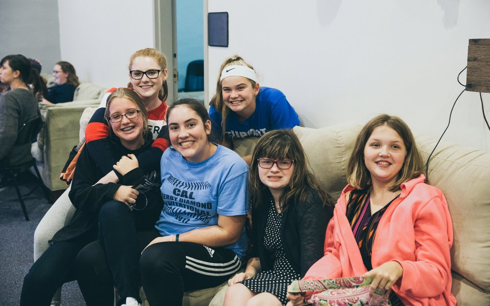 Xinect Students - If you love Jesus, middle and high school students, and having fun, then our student ministry is a great place for you to serve! Xinect happens every Sunday morning and Wednesday evening, and has a variety of different volunteer opportunities.