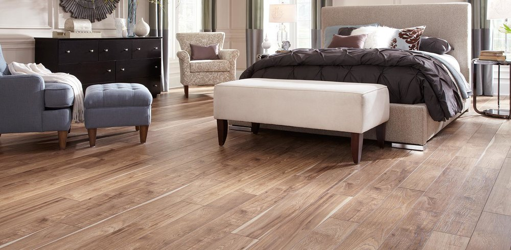 Laminate Floors Are Durable Easy To Maintain And Resistant Stains Fading Moisture Scuffs Scratches Best Yet Available