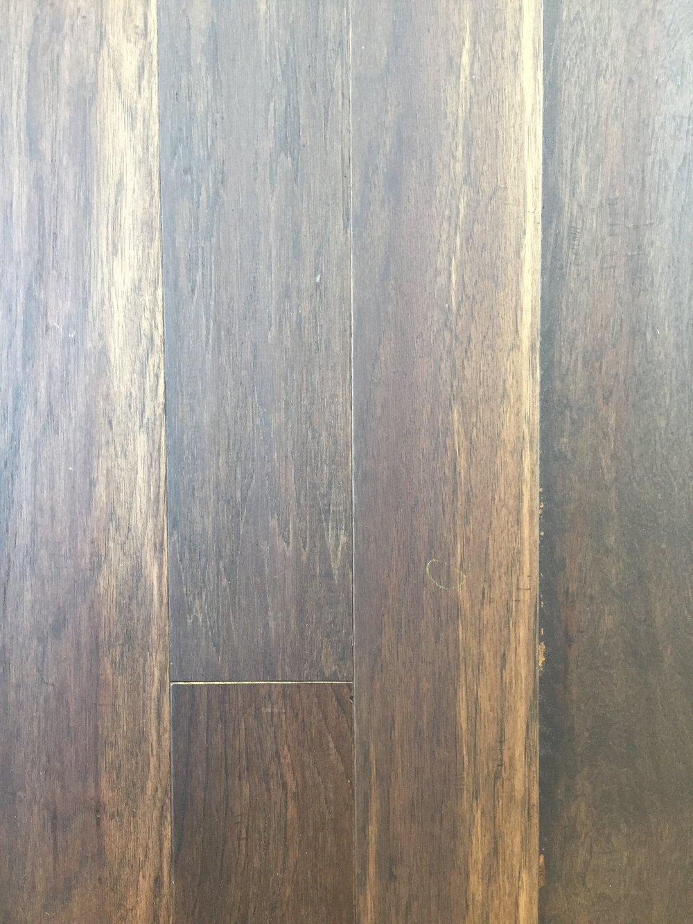 Pioneer Valley Hickory - color: Moonshine