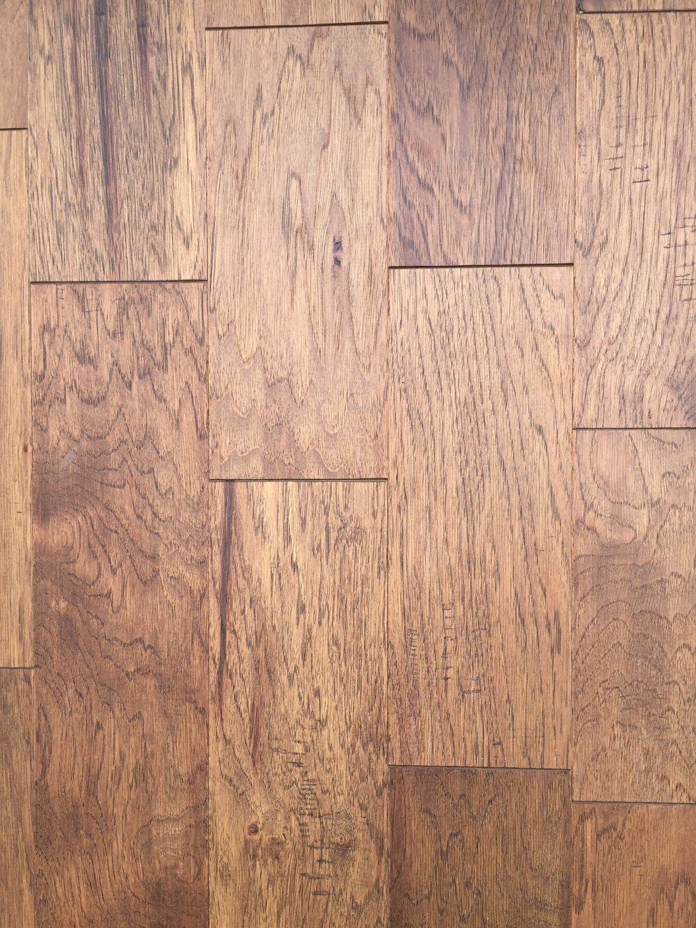Pioneer Valley Hickory - color: Saloon