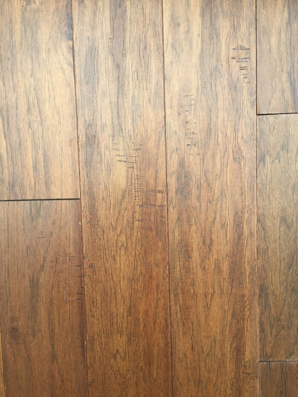 Woodside color: Coffee Hickory