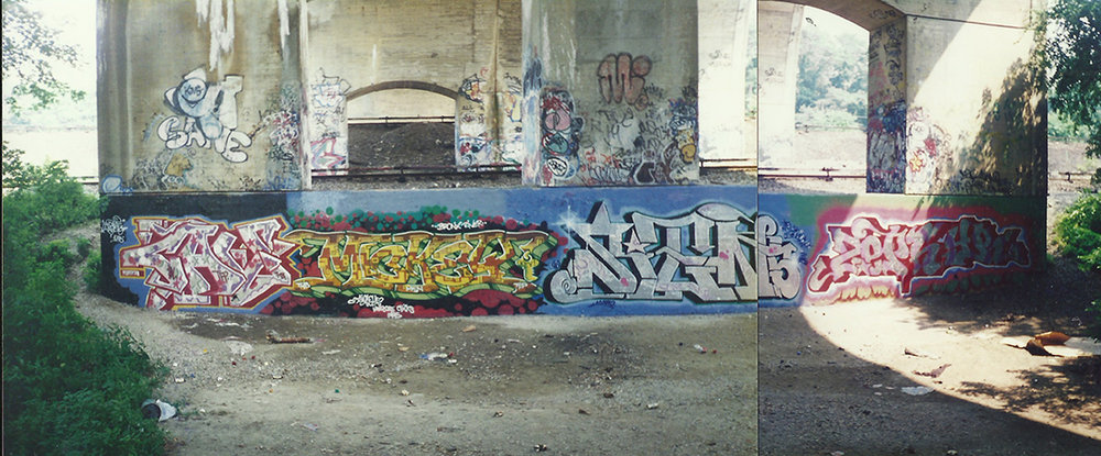 Bronx NY. 1995  Cavs - Mickey - Sien5 - ZEPHYR