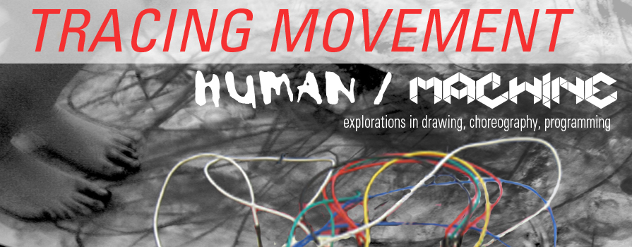 Tracing Movement  October 21–November 1, 2013