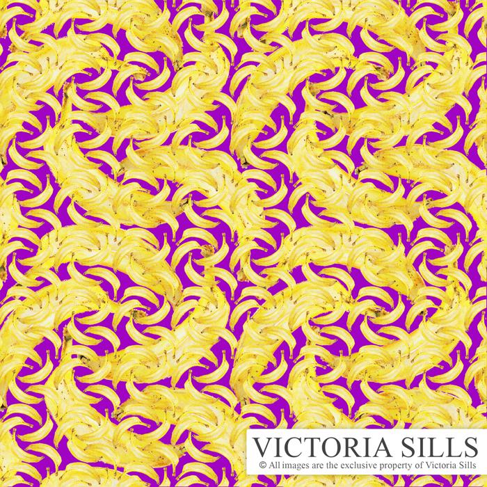Regal Bananas Purple