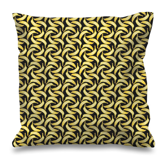 Regal Banana Ribbon - Black