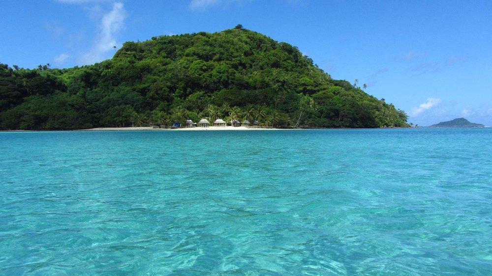 Island of Namua, Samoa, Summer 2017